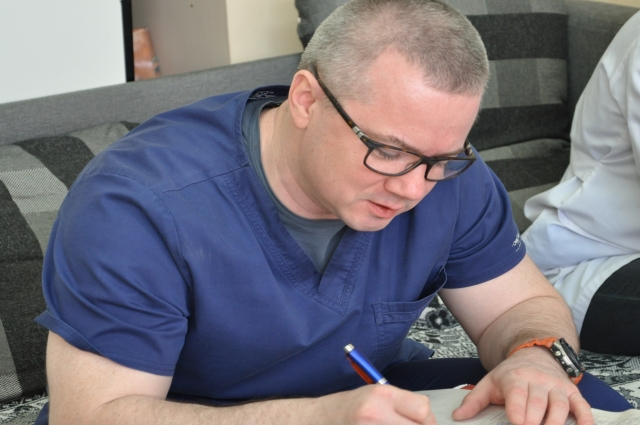 Евгений Федосов: «Любой хирург знает, что есть вещи, которые от нас мало зависят»