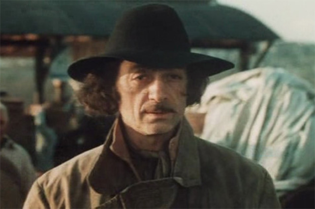 «Капитан Пилигрима», 1986 г.