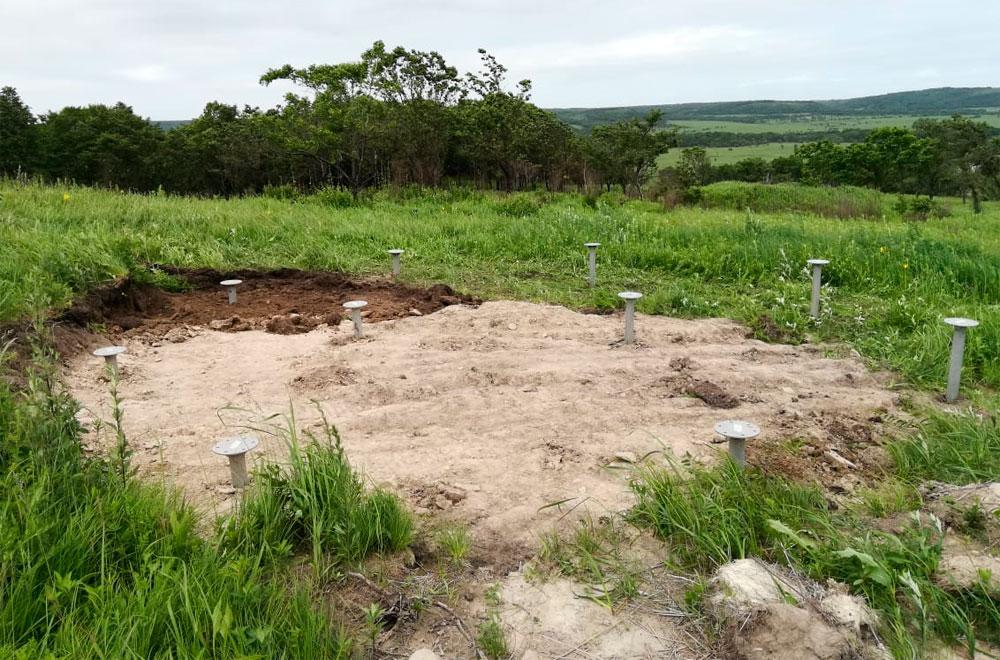 Гектар - это не просто кусочек земли, это проект, который предстоит воплотить