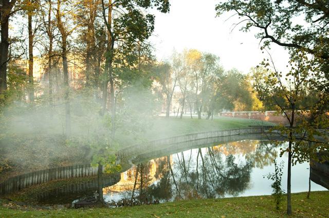 Парк «Царицыно».