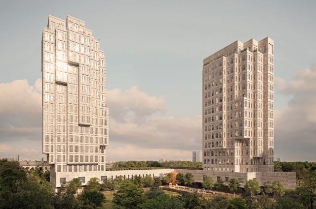 Петербургский строительный холдинг РСТИ в субботу, 9 ноября, провел церемонию закладки первого камня жилого комплекса ELEVEN.
