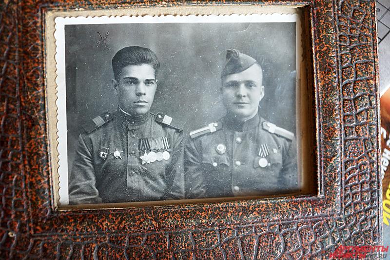 После победы ветеран остался служить в Брянске в военном городке