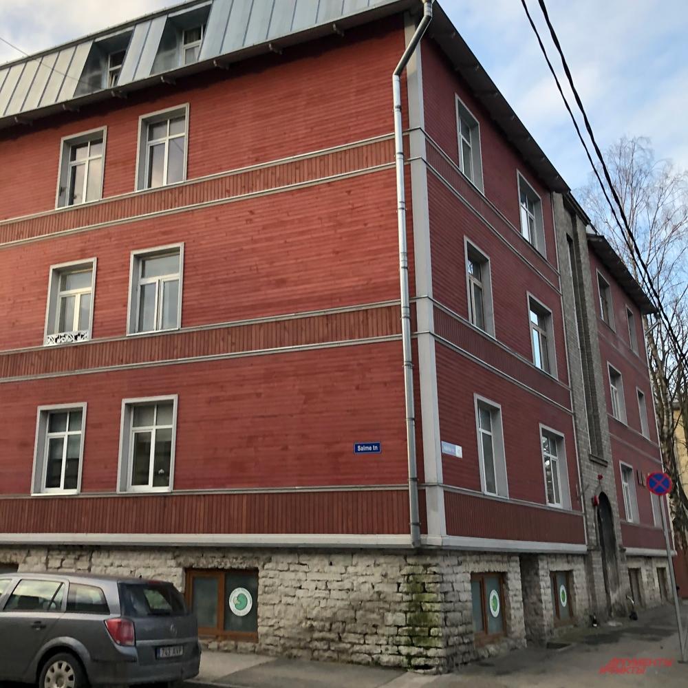 Дом, в котором жил Сергей Довлатов.
