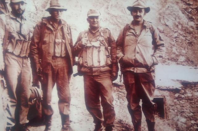 Юрий Алябьев воевал в Афганистане, участвовал в ликвидации аварии в Чернобыле.