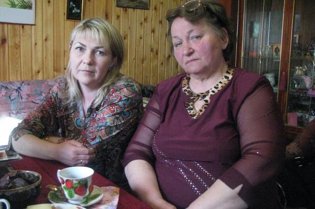 Уже шесть лет Виктория Викторовна и Любовь Михайловна Ярошенко добиваются освобождения мужа и сына.