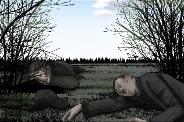 «Я лежал и каждую секунду ждал смерти».