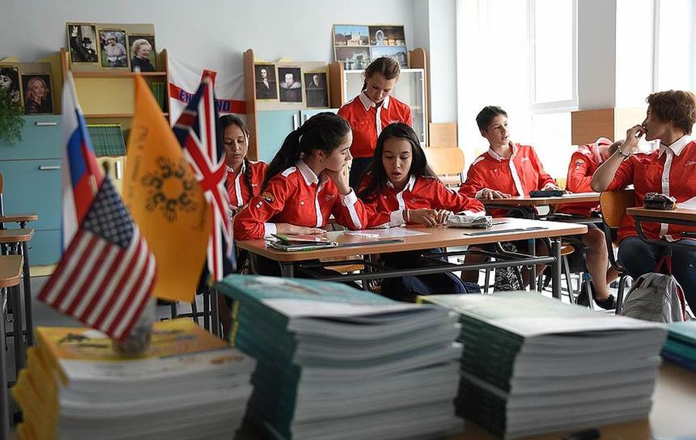 40 тыс. детей будет принимать «Артек» ежегодно после завершения реконструкции к 2020 году.