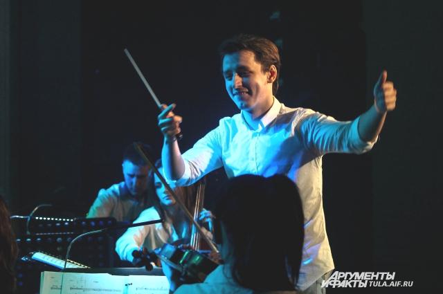 Сергей Акимов.