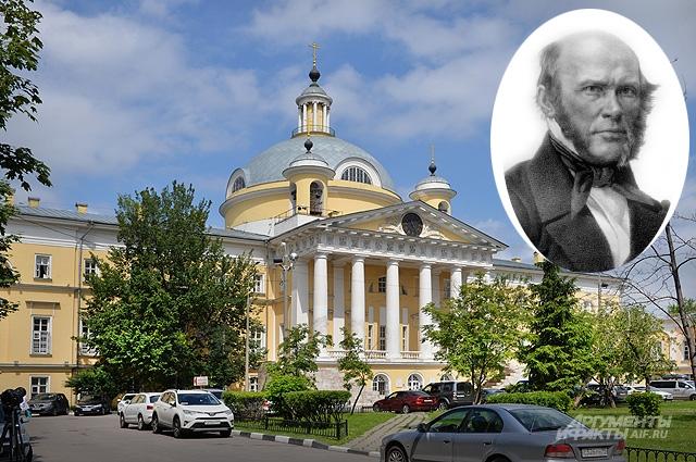 Больница № 1 носит имя Николая Пирогова, знаменитого русского хирурга и учёного.