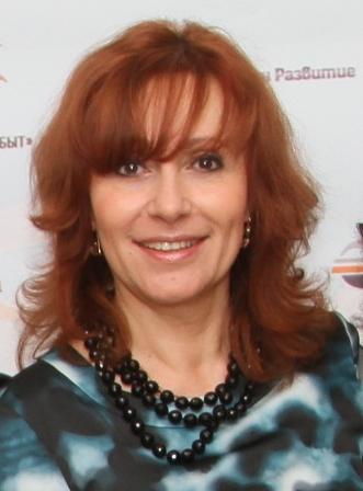 актриса Лариса Брохман