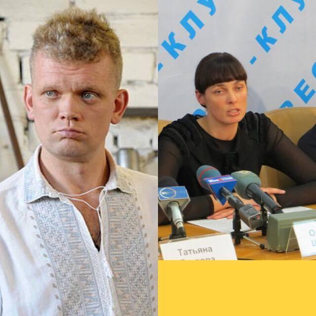 Игорь и Ольга Швайка