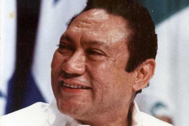 Мануэль Норьега, 1989 г.