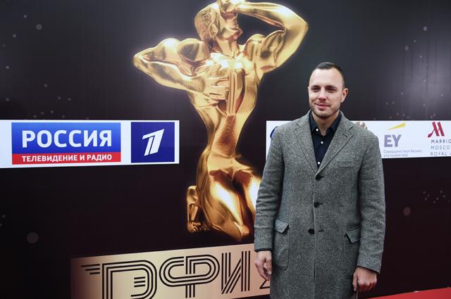 Телеведущий Тимур Соловьев