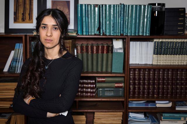 Надя Мурад.