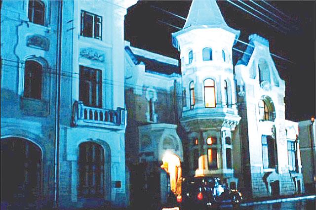 Кадр из фильма «Мастер и Маргарита». 1994 год