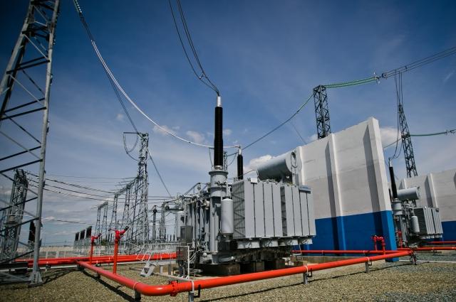 Торжественное открытие энергообъекта мощностью 501 МВА состоялось во время рабочей поездки Дениса Паслера на запад области.