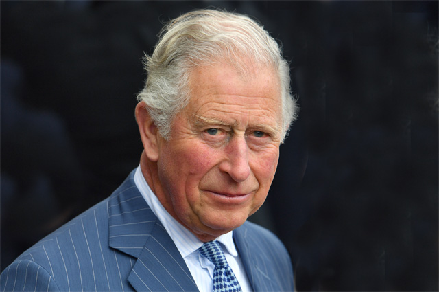 Принц Чарльз.