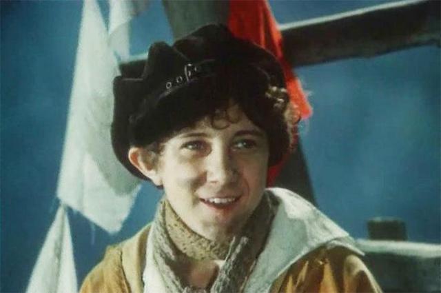 Вячеслав Баранов в фильме «Приключения в городе, которого нет», 1974 год.