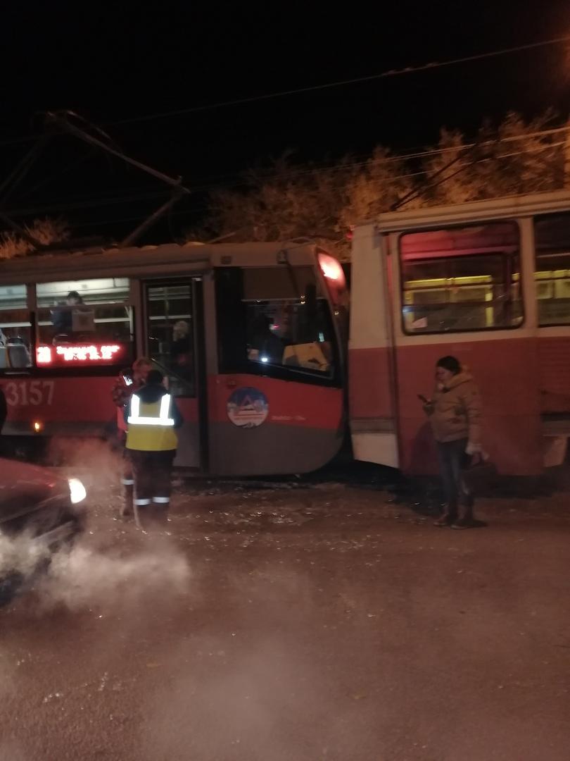 дтп трамваи магнитогорск