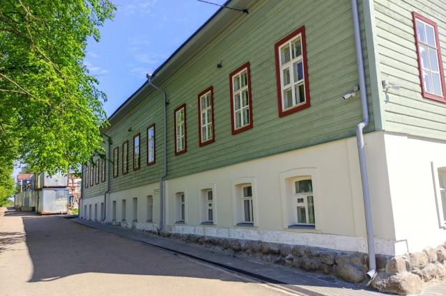 Бежецкий литературно-мемориальный и краеведческий музей.