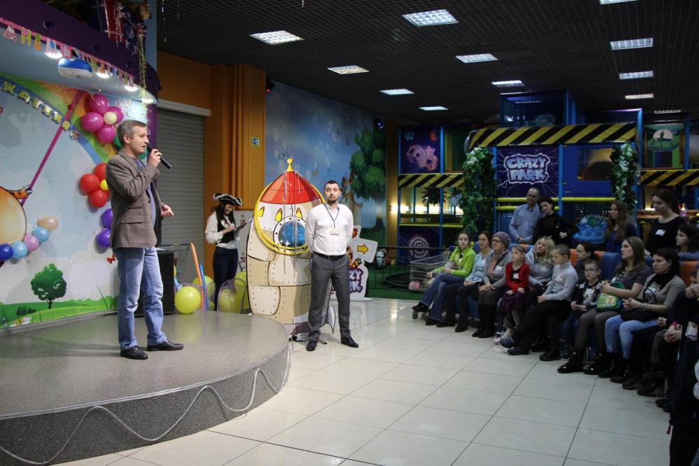 «Ростелеком» пригласил оренбуржцев провести выходной в парке развлечений.