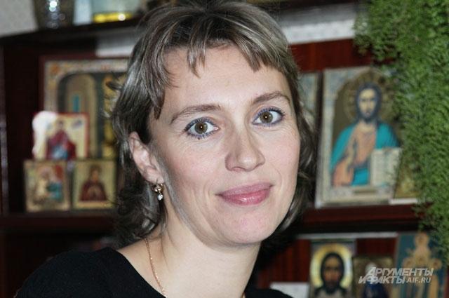 Виктория Николаичева, несмотря на трудности, верит, что всё ещё наладится