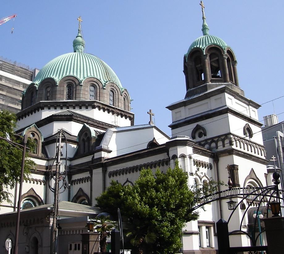 Собор Воскресения Христова в Токио, 2005 г.