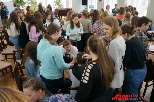 Около 100 школьников побывали в эко-лагере.