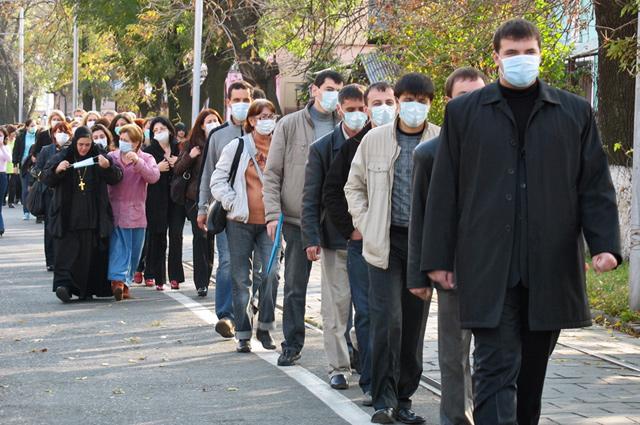 После пожара на «Электроцинке» поднять жителей Владикавказа не стоило больших усилий.