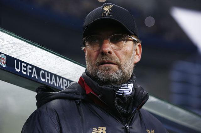 Главный тренер английского «Ливерпуля» немец Юрген Клопп.