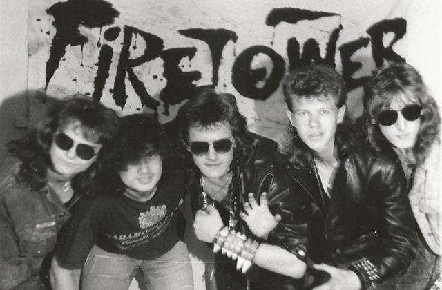 «Firetower»: второй состав