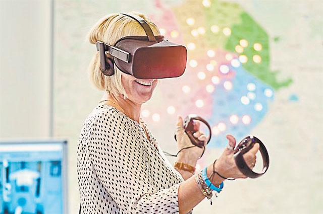 …посетить интерактивную экспозицию.