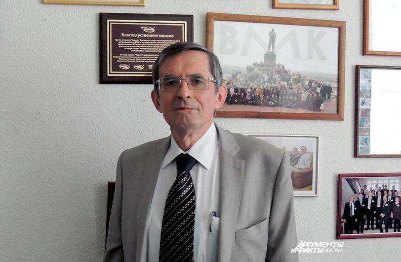 Декан факультета ВМК Виктор Гергель