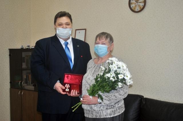 Галина Красногорова работает в скорой помощи более 40 лет