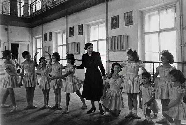 Агриппина Ваганова, балет