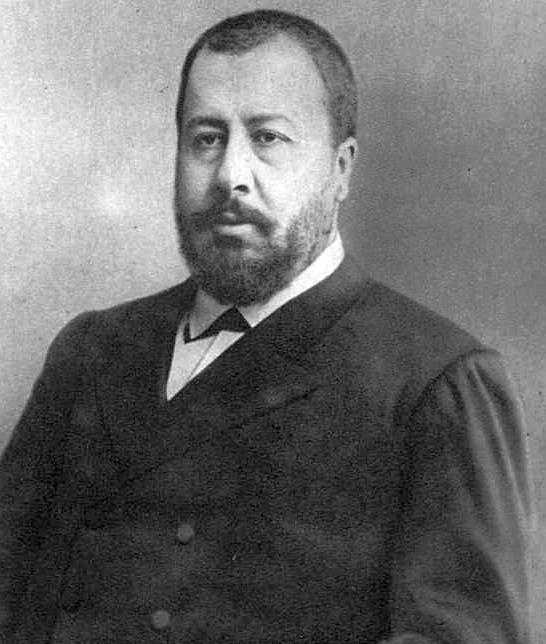 Московский городской голова Николай Александрович Алексеев.