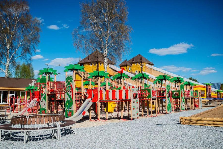 Летом Юркин парк удивит своих гостей.