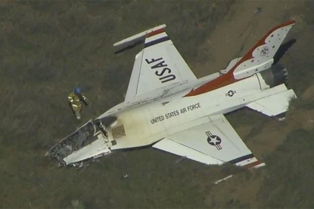 F-16.