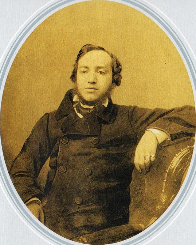 Григорий Александрович В 1858 пригласил Александра Дюма-отца совершить путешествие по России.