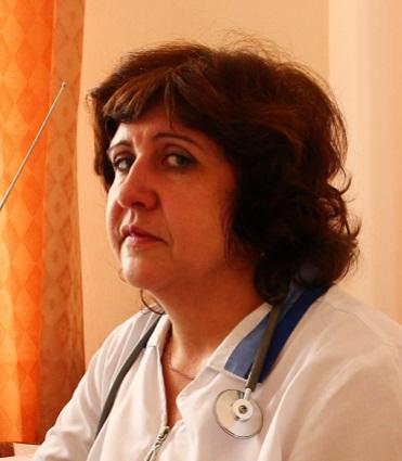 Светлана Ушакова, заведующая кардиологическим отделением для лечения больных с острым коронарным синдромом