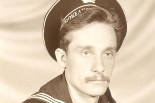 Олег во время службы