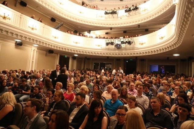 Всего постановку увидят порядка 7 000 зрителей по всей стране.