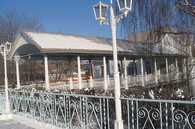 Станция «Пресня».