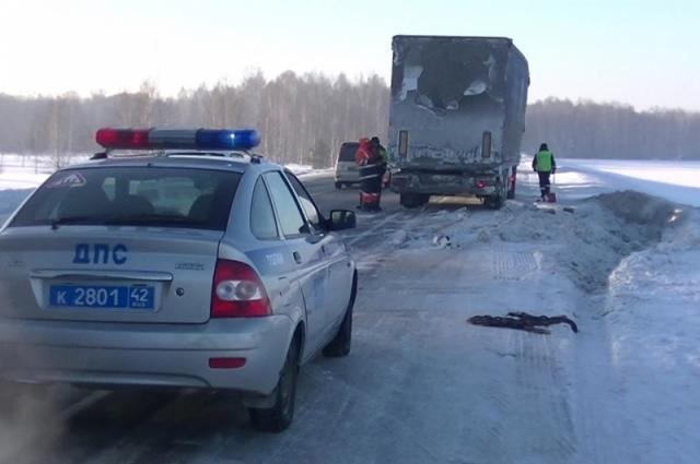 Водитель поблагодарил сотрудников полиции и продолжил путь.