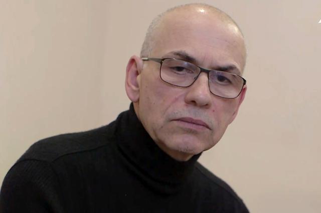 Бывший заместитель председателя правительства Московской области Алексей Кузнецов.