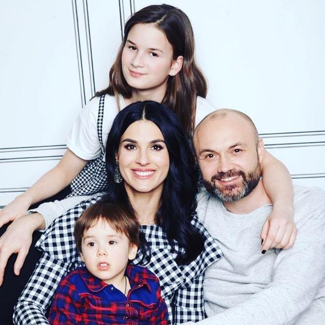 Маша Ефросинина муж и дети