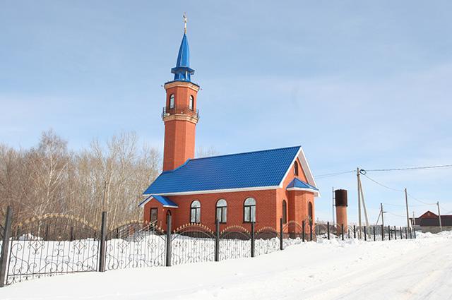 Мечеть Корнеевка
