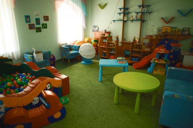 Ребенка можно оставить в «Книжном саду», за ним присмотрят.