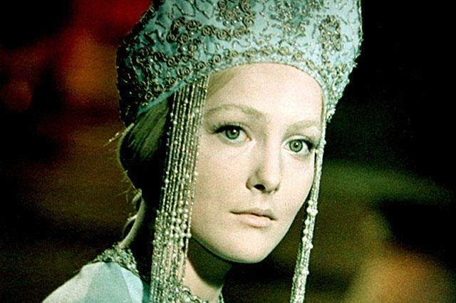 Евгения Филонова, «Снегурочка» (1968)