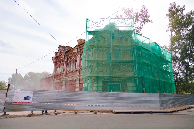 Всего на реставрацию и реконструкцию музея нужно 108 млн рублей.
